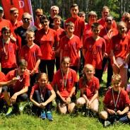 Vas-Veszprém-Zala megye Nyílt Középtávú- és Váltó Bajnoksága – 2015. május 30. Tapolca-Diszel