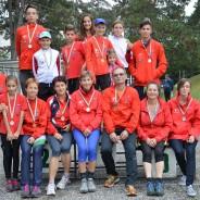 Veszprém Megyei Rövidtávú Tájékozódási Futó Bajnokságok – 2015. szeptember 5-6. Veszprém