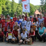 Tájékozódási Futó Diákolimpia országos döntő – 2016. május 21-22. Eger