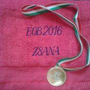 ÉOB – 2016. június 11. Zsana
