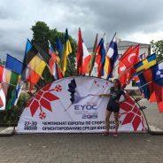 Ifjúsági Európa-bajnokság – június 27-30. Grodno, Fehéroroszország