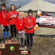 Veszprém megye nyílt hosszútávú tájékozódási futóbajnoksága – 2020. március 8. Veszprém, Csatár-hegy